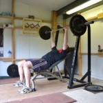 Inclined Bench Press example 1