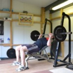 Inclined Bench Press example 2