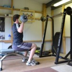 Shoulder Press example