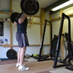 Back Squats exercises