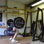 Back Squats example 2
