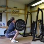 Front Squats example 2