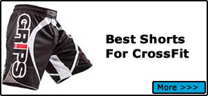 best shorts for CrossFit training