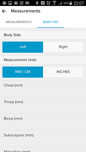 How to Measure your Body & Body Fat Correctly